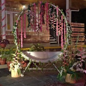 A wedding at four Banyans