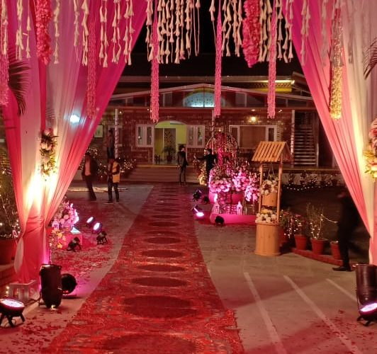 resorts in dehradun for wedding