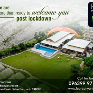 Four Banyans Spirit and Nature Resort awaits to welcome you!